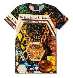 Versace x Haas Brothers - Signature Shirt