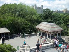 The Castle in Central Park