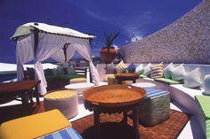Temple Lounge and Bar at Karma Kandara Resort, Bali