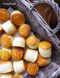 AranyTepsi: Pogácsa maradék krumplipüréből