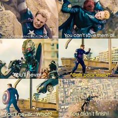 I love Sassy Steve so much.<< he's just awesome