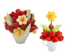 Vaso di frutta