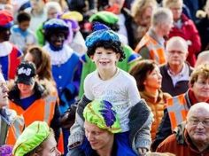 Hundreds March In Netherlands To Support 'Racist Black Pete' - Business Insider   good