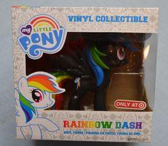 RAINBOW DASH My Little Pony Funko Vinyl Figure TARGET Exclusive MLP Brand NEW