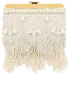 38 Bridal Clutches to wear beyond your Wedding Day: Balmain