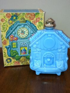 Hey, I found this really awesome Etsy listing at https://www.etsy.com/listing/101139645/vintage-avon-decanter-enchanted-hours-in