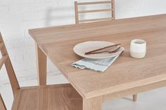 Gather your favourite people together and share the good things in life around our beautifully crafted solid timber tables. Timber Dining Table, Dining Table Design, Dining Chairs, Bench Seat, Family Life, Life Is Good, Tables, Space, Create