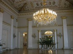 Ballroom: The Dance Hall at the Yusupov Palace