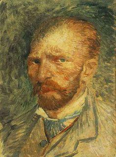 Self Portrait, 1887, Vincent van Gogh