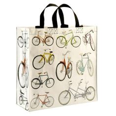 95% Post Consumer Recycled Bicycle Shopper  $12