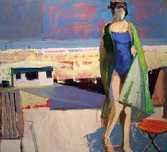 'Towel', 2014 - Linda Christensen (b. 1950)