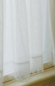 Victorian Curtains, Country Style, Lodge and Traditional Lace Curtains