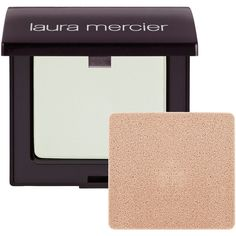 Laura Mercier Smooth Focus Pressed Setting Powder - Shine Control ($35) ❤ liked on Polyvore featuring beauty products, makeup, face makeup, face powder, beauty and laura mercier