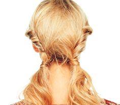 Dorothy hair & other halloween hair tutorials