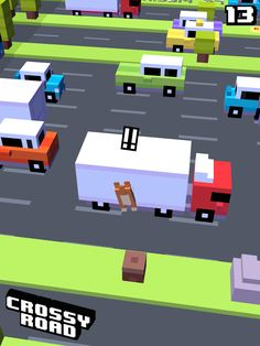 13 on #crossyroad. My top is 48.