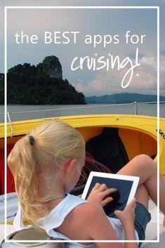 best apps for cruising