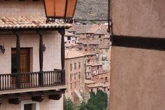 Albarracin is unique!!