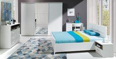 Set Mobila Dormitor New York II #homedecor #inspiration #bedroomdecor #bedroomgoals Bedroom Goals, New York Mets, Kids Rugs, Furniture, Design, Home Decor, Kitchens, Inspiration, Products