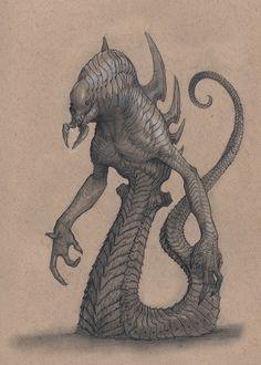 http://www.deviantart.com/art/Serpent-530648661