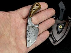Custom Neck Knife 350