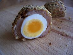 This was hard to resist when Lorraine Pascale made these recently on her cookery show. I've never tasted scotch eggs before so I was in...