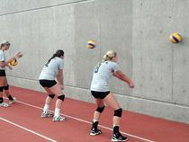 Beginner volleyball drills isn't just for new volleyball players but it can also be usefull for players who want to change old bad habits and develop correct techniques with drill repetition. It's also a great way exercise for other sports.