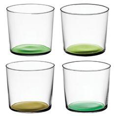 LSA Coro tumblers. #green #tint