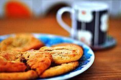 my white chocolate and peanut butter cookies