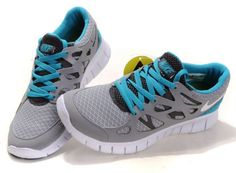 nike free running athletic shoes