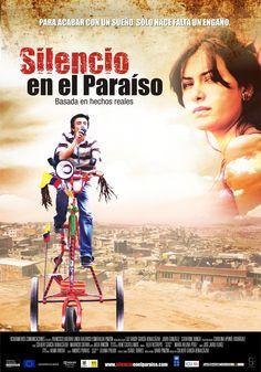 Silencio en el paraíso, una película de la Semana del Cine Colombiano: http://www.mincultura.gov.co/semanadelcine/