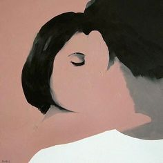 Lovers (II) by Jerek Puczel found via @popcultureinpictures