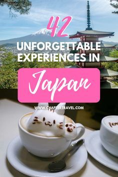 Adding just a handful of these 42 experiences to your Japan bucket list will give you a fantastic time in … Osaka, Nagoya, Kyoto, Japan Travel Guide, Asia Travel, Tokyo Travel, Wanderlust Travel, Nagasaki, Fukuoka