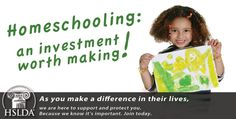 If you're going to homeschool, you should definitely check out HSLDA.