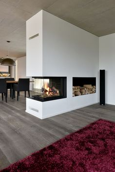 Excellent Pics Fireplace Design interior Tips Whether or not you live in Aspen o… - Wohnaccessoires Home Fireplace, Modern Fireplace, Living Room With Fireplace, Fireplace Design, Living Room Modern, Home Living Room, Living Room Designs, Living Room Decor, Home Accessories