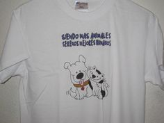 Playera Animales