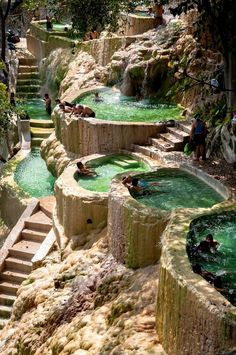 Places to Experience Now Before They Literally Vanish Grutas de Tolantongo natural hot springs in Hidalgo, Mexico.Grutas de Tolantongo natural hot springs in Hidalgo, Mexico. Vacation Destinations, Dream Vacations, Vacation Spots, Holiday Destinations, Vacation Mood, Vacation Packages, Vacation Travel, Vacation Places, Mexico Destinations