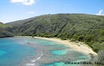 Hanauma Bay (Oahu, Hawaii)  This was the best place to snorkel on the island, in my opinion!