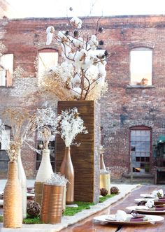 Eco Friendly Wedding With Creative Soul Photography - The Bride's Cafe
