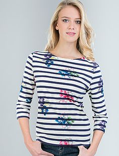 Nautical striped shirt - made in France