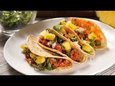 Receta para preparar tacos al pastor. Tacos al pastor receta / Tacos al pastor