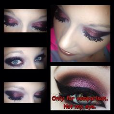 Cheer Eye Makeup Younique products www.youniqueproducts.com/jaclynbriggs