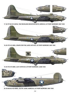 Bomb Group Vol. I – International Historical Research Associates B 17, Ww2 Aircraft, Military Aircraft, Ww2 Planes, Us Air Force, World War Ii, Wwii, Fighter Jets, Color Profile