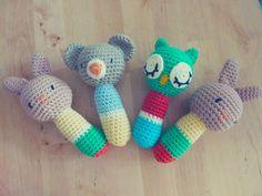 Como hacer hermosos Amigurumis en crochet para decorar tu hogar | Decoración de Uñas - Manicura y Nail Art