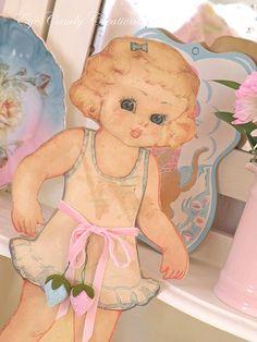 paper doll cutie
