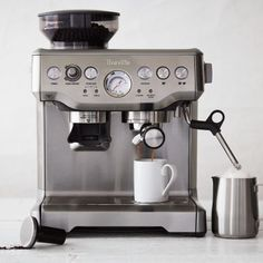 Breville® Barista Express Espresso Machine, available at #surlatable
