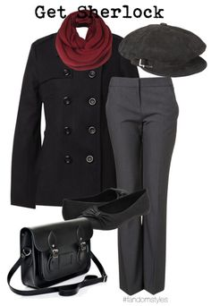 Sherlock. I would wear this. Actually I pretty much have.