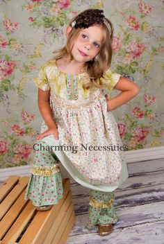 Hey, I found this really awesome Etsy listing at http://www.etsy.com/listing/157956368/girls-fall-peasant-dress-with-sash-in