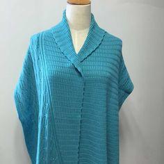 Blue wool cloak pallium