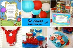 Dr. Suess baby shower ideas | Dr Seuss Baby Shower Ideas – Leading 10 Infant Shower Gift Concepts ...