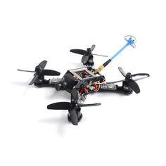 Diatone Crusader GT2 150 FPV Racing Drone w/ F3 SP3 48CH VTX 20A BLHeli_S ESC HS1177 600TVL Cam PNP